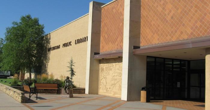 5. Hutchinson Public Library (Hutchinson)