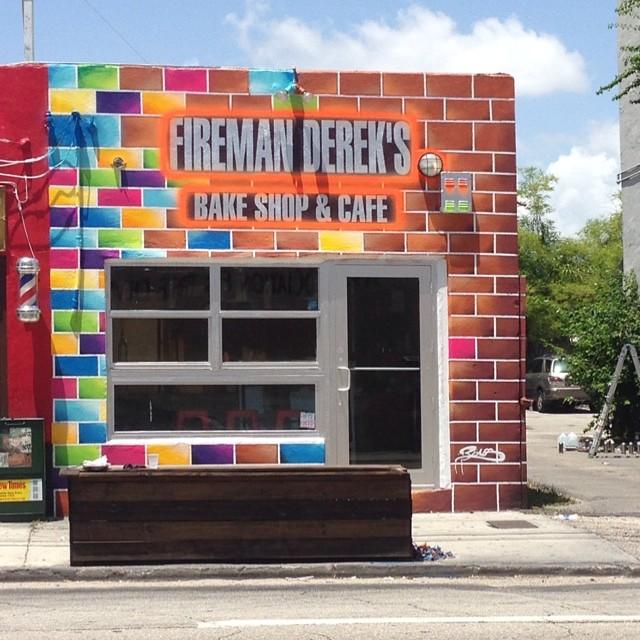 3. Fireman Derek's Bake Shop & Cafe, Miami