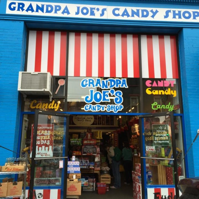 3. Grandpa Joe's Candy Shop, Pittsburgh