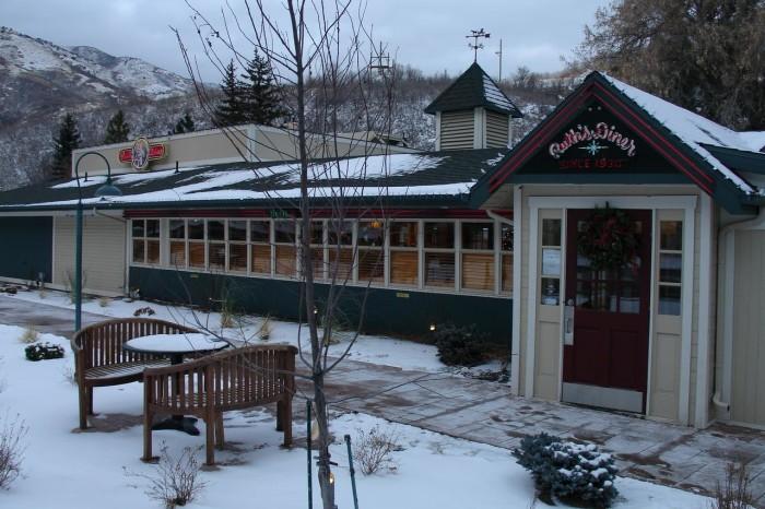 12. Ruth's Diner, Emigration Canyon