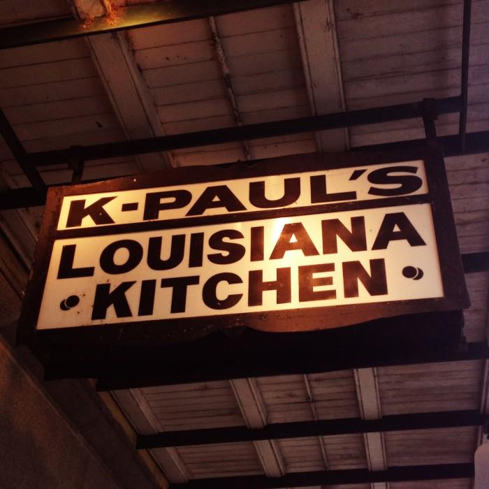 4) K-Paul's, New Orleans