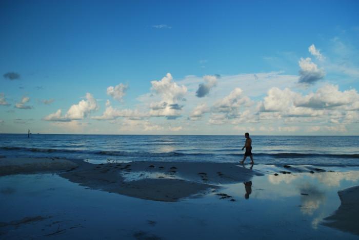 8. Clearwater Beach