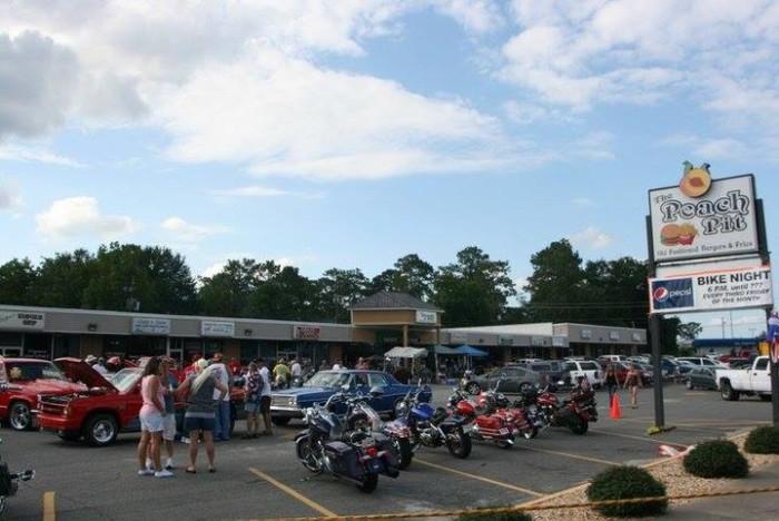 8. The Peach Pit's Quad Burger Challenge - 2505D Plant Ave, Waycross, GA 31503