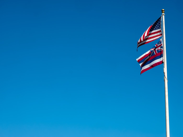 11) Without Hawaii, America would only have 49 states.