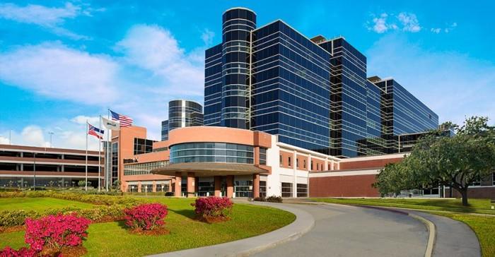 1. Memorial Hospital, Gulfport