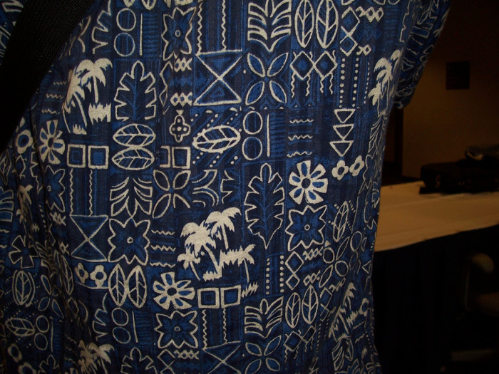 11) Most people from Hawaii wouldn't be caught dead wearing a Hawaiian shirt.