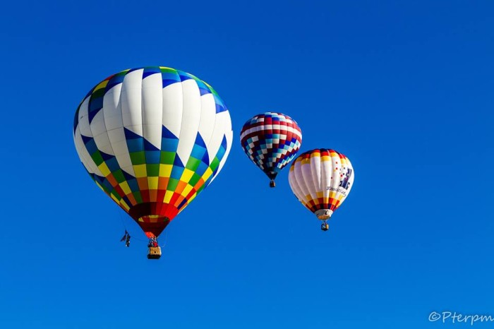 11. Another beautiful capture by Ho Pham features the recent Hot Air Balloon Races in Forest Park in St. Louis.