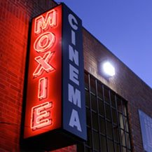 11. The independent film at a classic theater date.