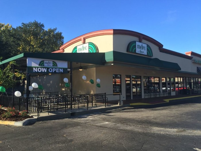 10. Metro Diner, several locations in North Florida