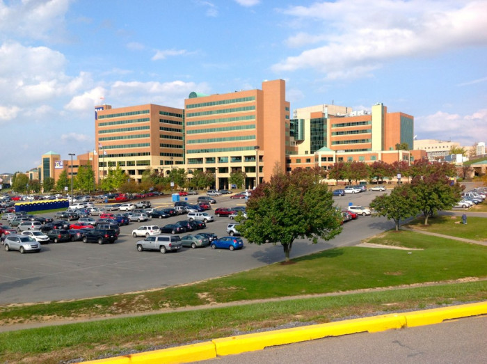 West Virginia University Hospitals in Morgantown and the Eastern Panhandle.