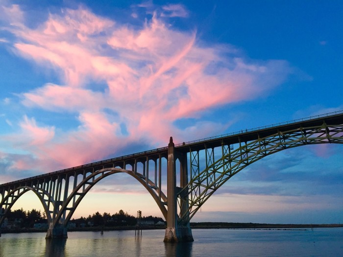 5) Morning in Newport photographed by David J Meyer.