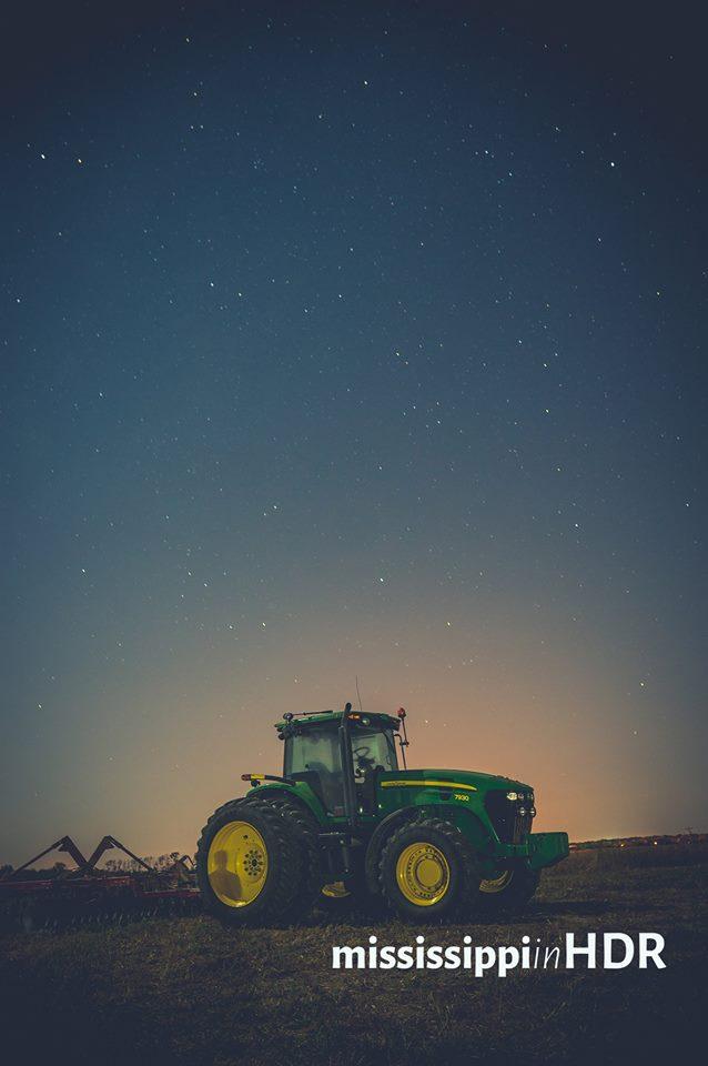 11. An amazing night shot taken in Clay County.