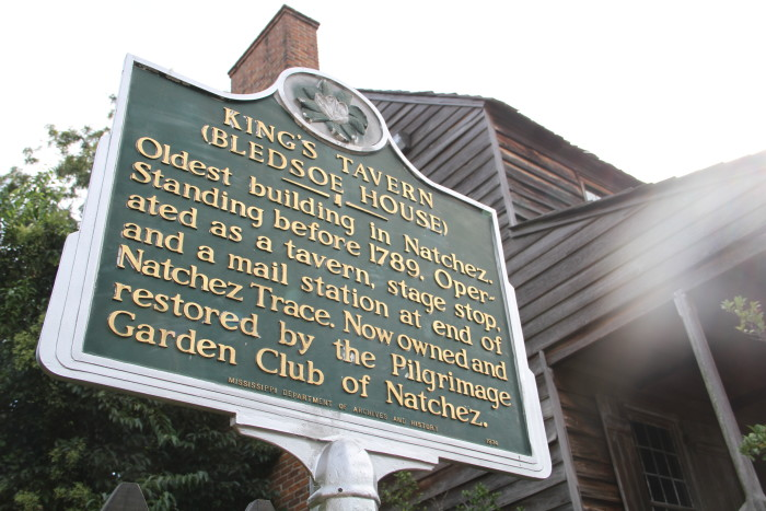 10. King's Tavern, Natchez