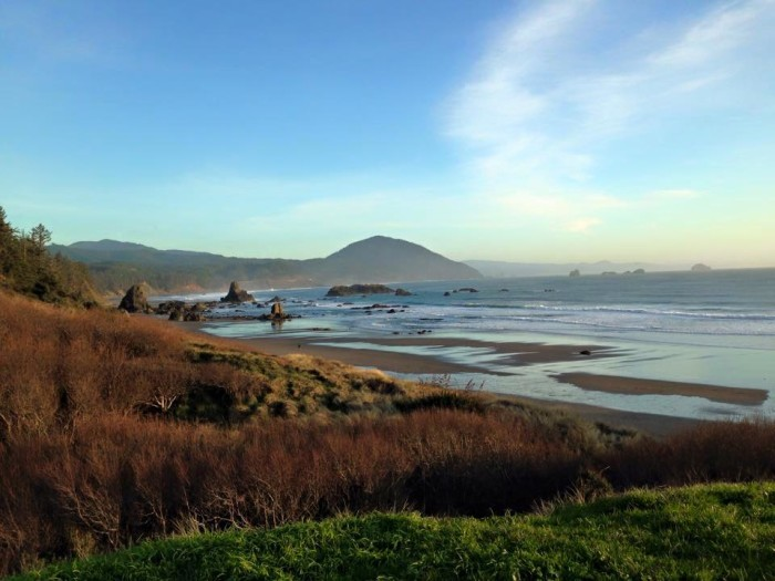 7) Jane Napoleon snapped this lovely photo of Battle Rock Beach.