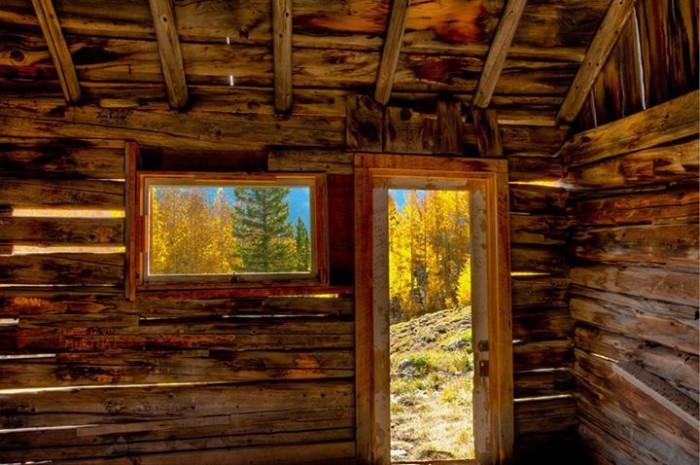 10. A Molas Pass sheepherders cabin.