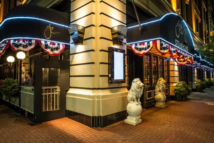 9. Jeff Ruby's Steakhouse (Cincinnati)