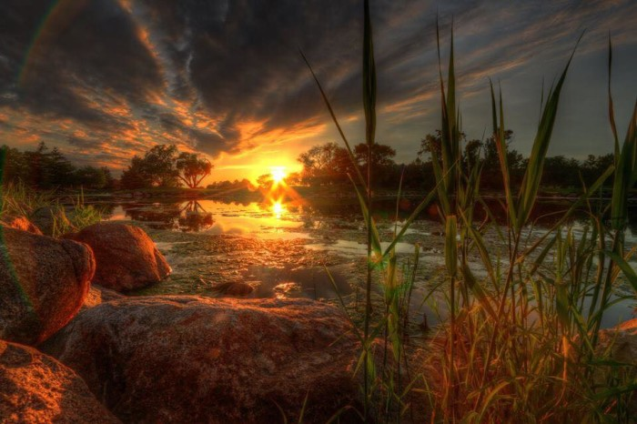 24 Boldly Beautiful Pictures Of The Nebraska Sun