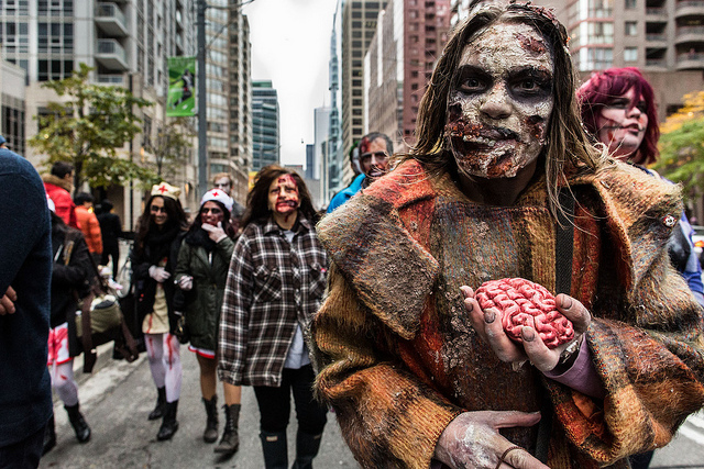 7. In a zombie apocalypse, scientists have determined that Pennsylvania would be the worst place to be.