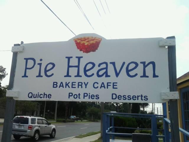 10. Pie Heaven Bakery Cafe, Atlantic Beach