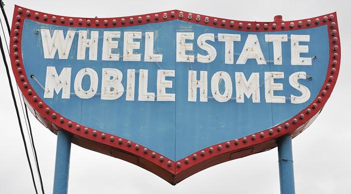 11. Wheel Estate Mobile Homes, Tupelo