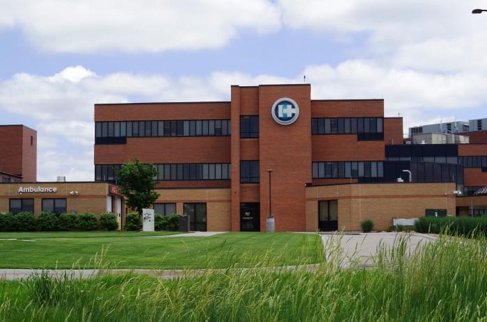 3. Hays Medical Center (Hays)