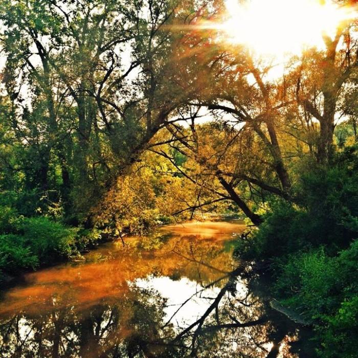 19) The gorgeous Castleton River, shot by Kayla DeLancey.