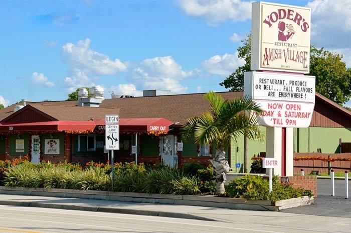 1. Yoder's Restaurant & Amish Village, Sarasota