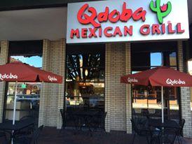 1) Qdoba Mexican Grill