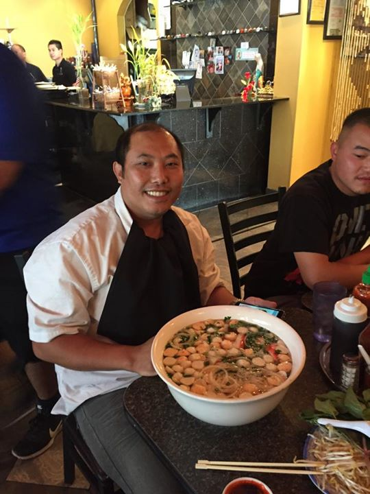5. The Pho King Challenge at Pho 95 (Centennial)