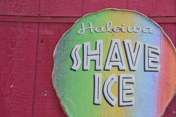 12) People from Hawaii will never call this delicious treat shaved ice. Get it right – it's shave ice.