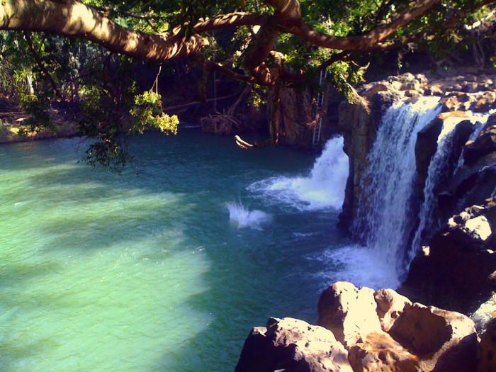 12) Kipu Falls