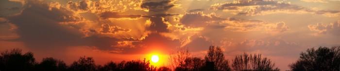 12. Sunset Panorama
