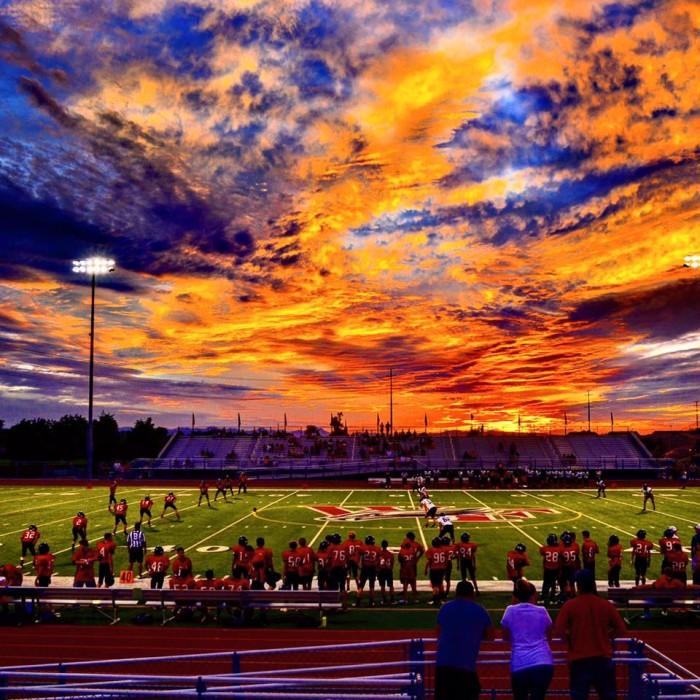 5. High school football season is well underway across the state!