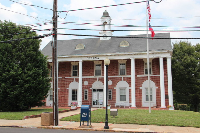 3. East Point Historic Civic Block in East Point, Fulton County