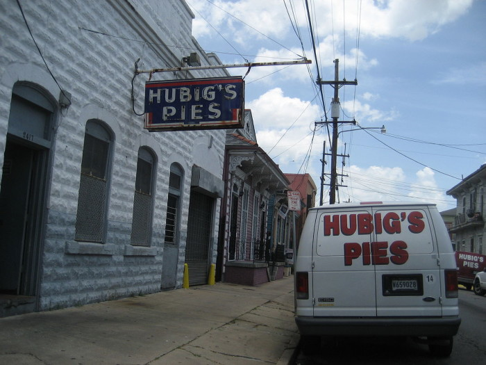 8) Hubig's Pies, New Orleans