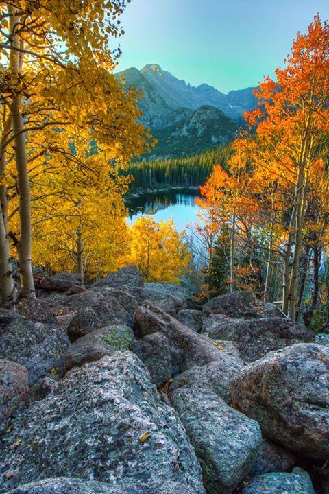 5. It doesn't get  more beautiful than Bear Lake!