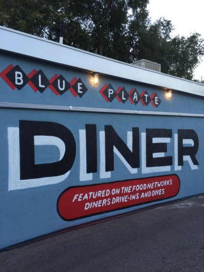 4. Blue Plate Diner, Sugarhouse