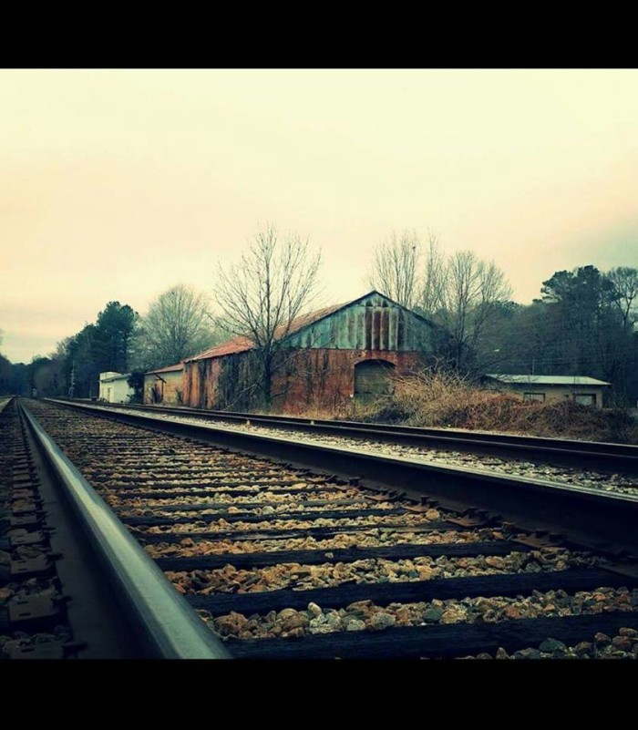 3. Part of the old Purina plant in Haralson, Ga. via Scott Walker