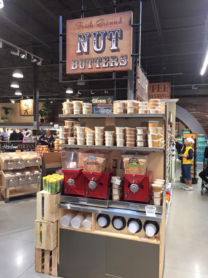 I don't know about you, but I would love to make my own nut butter!