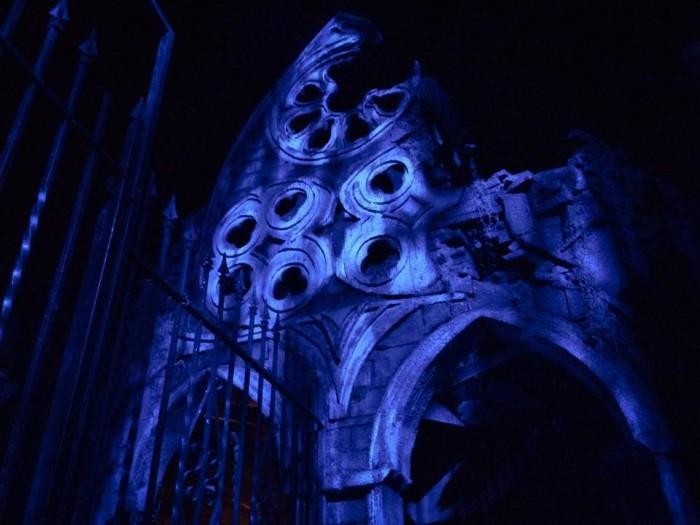 11) Dark Hour Haunted House (Plano)