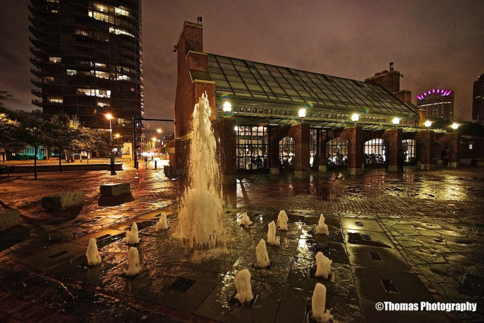 11. North Bank Park in Columbus, OH