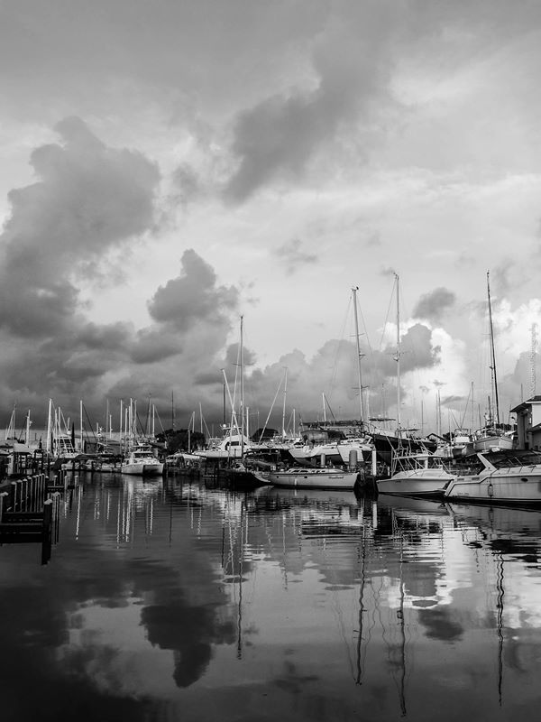 14. Thank you, Kenny Cousins, for this shot of Salt Creek in St. Petersburg.