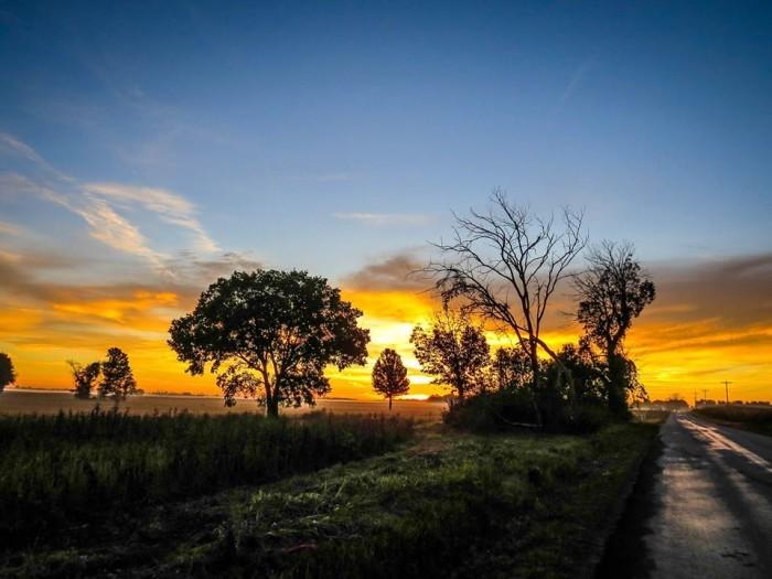 Beautiful Ohio Sunsets And Sunrises
