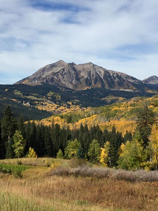 14. We can't get enough of Kebler Pass!