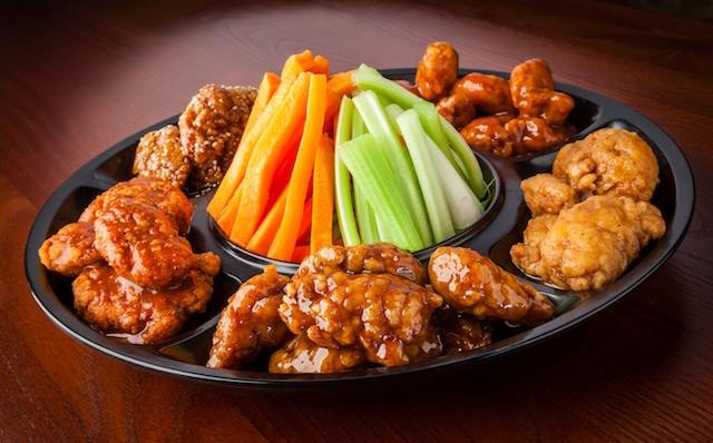 17. East Coast Wings, all locations