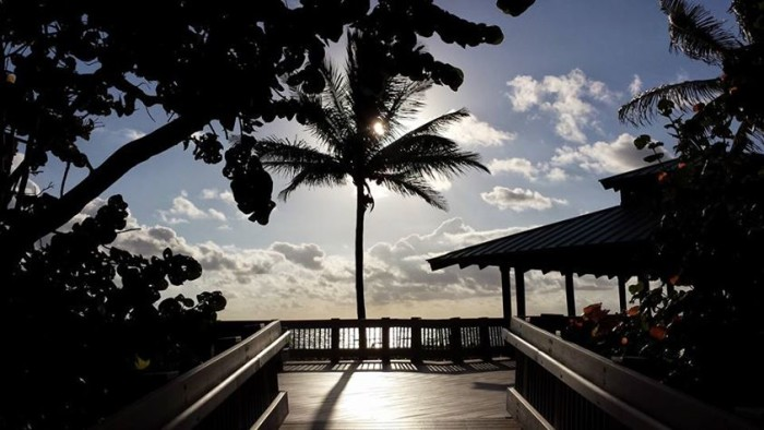 8. This iconic Florida scene was captured by Patricia Gaviria.