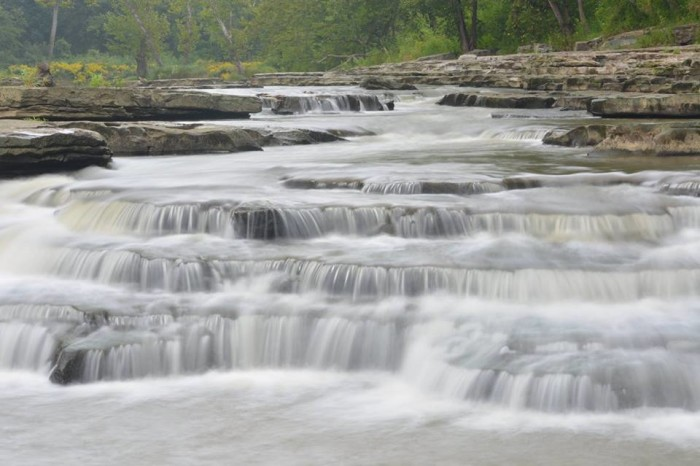 5. Mike Poeppel submitted an incredible picture of Cataract Falls to our Facebook page. The picture is absolutely beautiful!