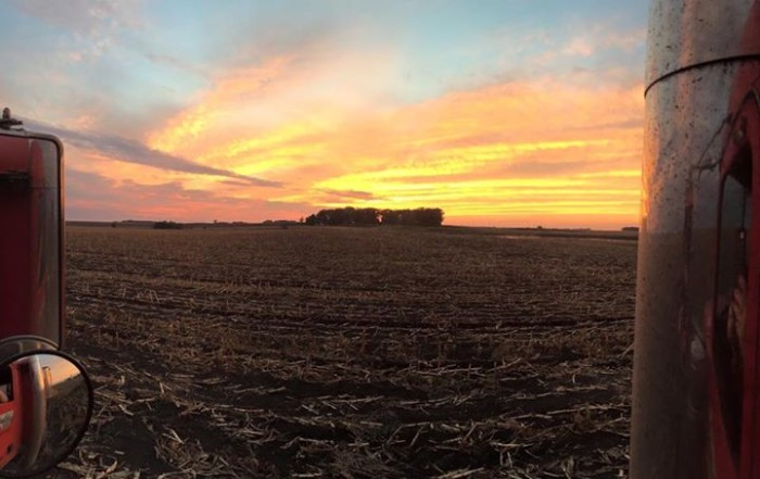11. Rachel Hoppe found a beautiful view in the MN countryside and aptly used the hashtag #noplacebetterthanminnesota. We agree!