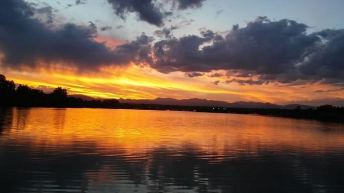 1. Stunning Sloan Lake!