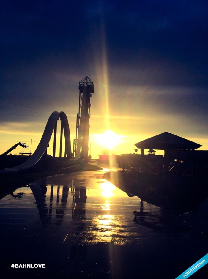 5. We act like we couldn't care less about being home to the world's tallest water slide...